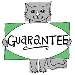 Cat Portrait Guarantee
